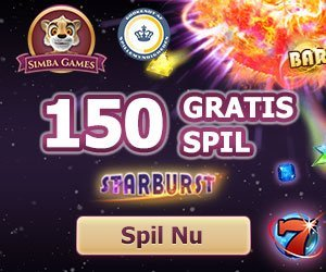 Simba Games dansk online Casino